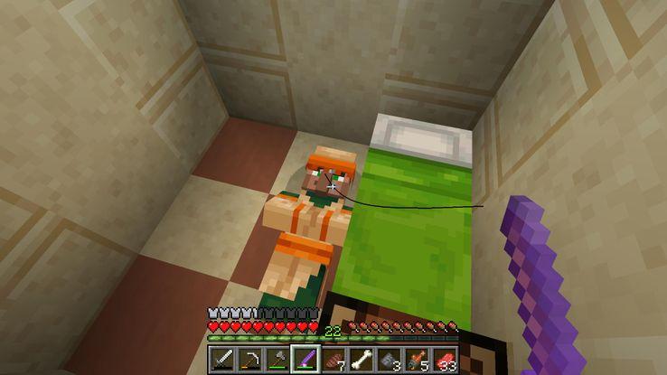 Minecraft Villagers Have Gone Insane Since Village and Pillage Update