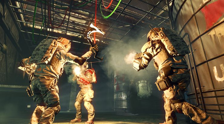 Umbrella Corps Review Game Rant