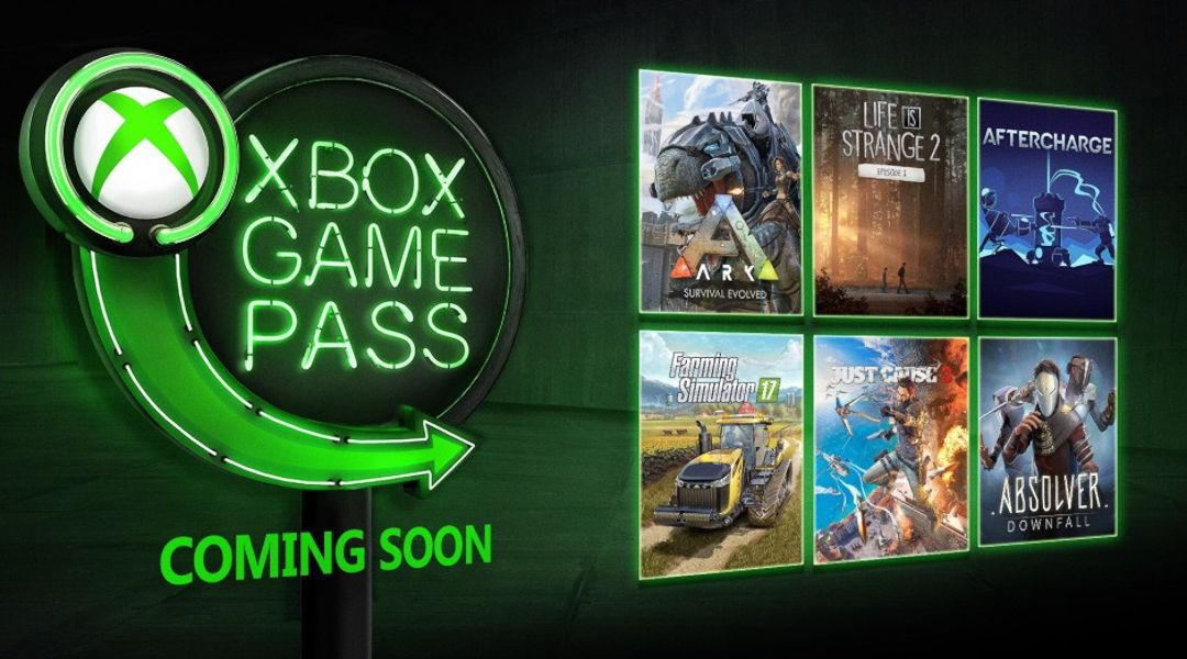 Xbox One New Game Pass Additions for January 2019 Revealed