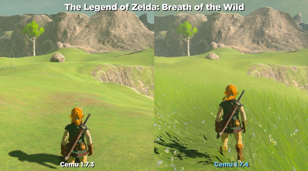 Cemu Breath Of The Wild